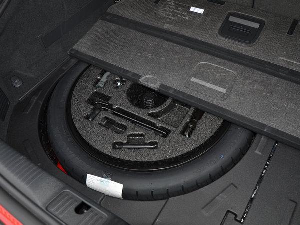 奥迪(进口)  Coupe 备胎整体