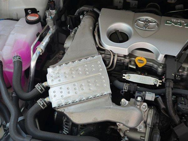 一汽丰田  改款 1.2T CVT