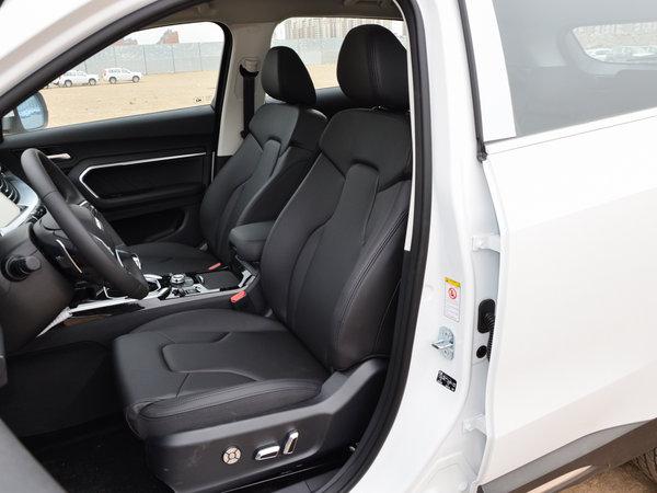 哈弗汽车  改款 蓝标 2.0T 前排座椅