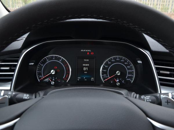 哈弗汽车  改款 蓝标 2.0T 仪表盘