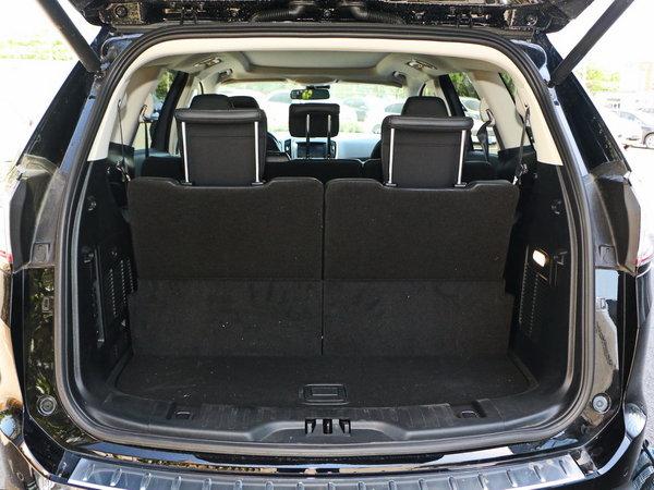 长安福特  EcoBoost 245 四驱运动型 后备箱