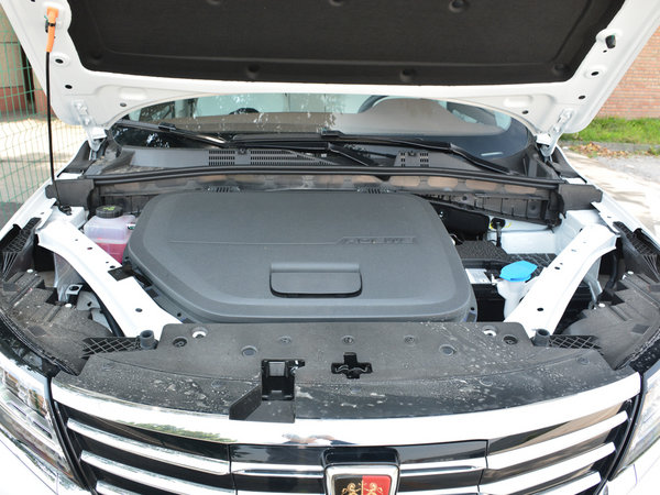 上汽荣威  ERX5 EV400 发动机舱
