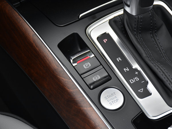 一汽奥迪  Plus 40 TFSI 手刹/驻车按键