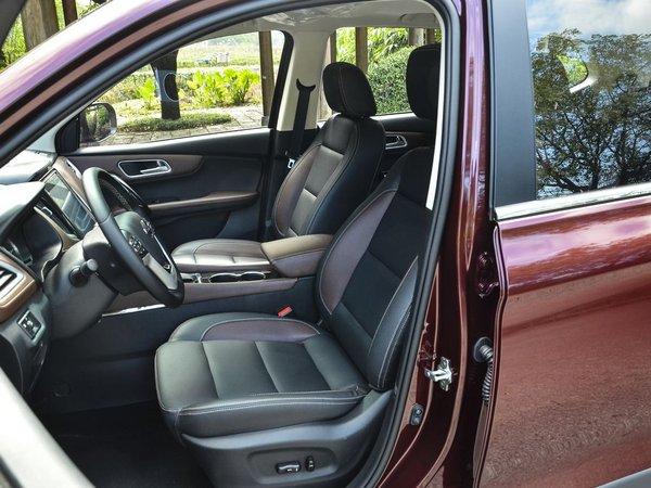 SWM斯威汽车  1.5T 前排座椅