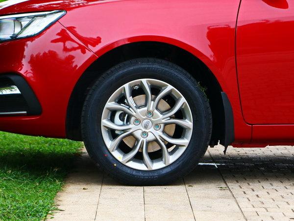 吉利汽车  1.5L 左前轮