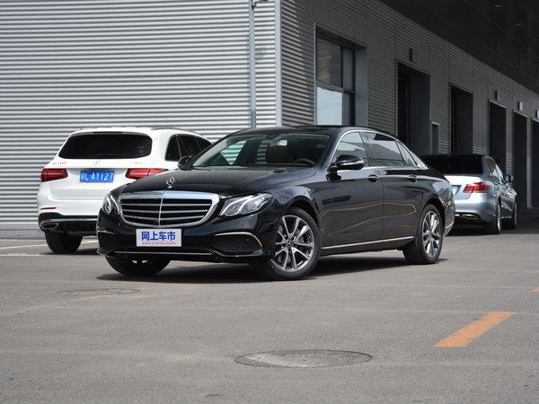 北京奔驰  改款 E 300 L 左前正45度