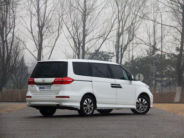 本田艾力绅优惠降价2.8万 现车欢迎试驾 高清图片