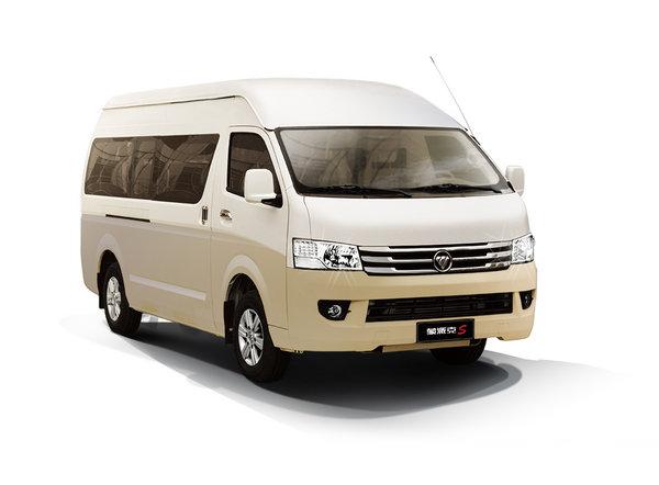 福田商务车蒙派克S 获领导和基层的肯定高清图片