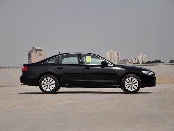奥迪A6混合动力优惠21万元 南京少量现车高清图片