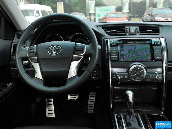 家名称:贵州贵广丰田汽车销售服务有限公司-一汽丰田锐志综合优惠高清图片