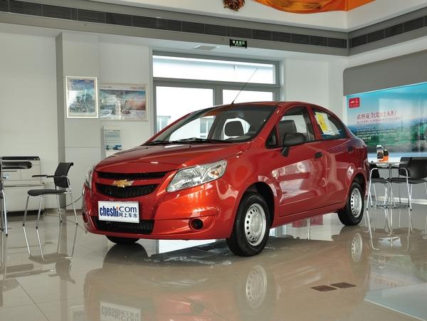 赛欧 2013款 1.4L 手动 两厢 优逸版-沧州赛欧购车优惠0.85万元 现车销售图片