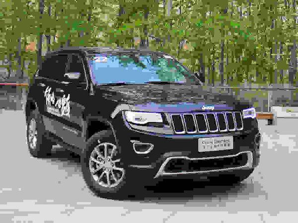 jeep大切诺基越野型 全系大切优惠大爆发高清图片