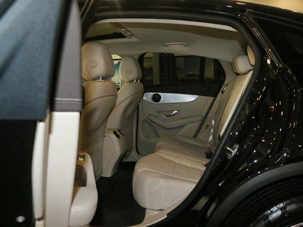 动力方面:2017款奔驰GLC-奔驰GLC仅天津直购 12日团购竞争宝马X4