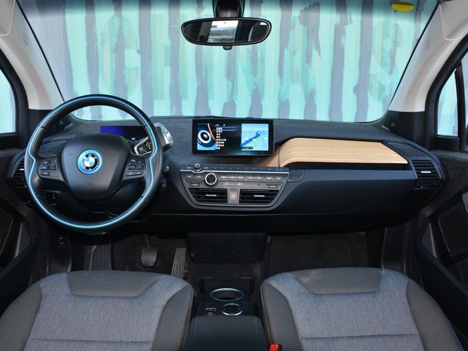 BMW i  升级款 大中控全景