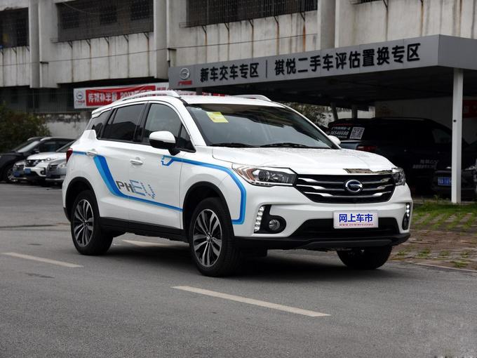 广汽新能源汽车有限公司  1.5L