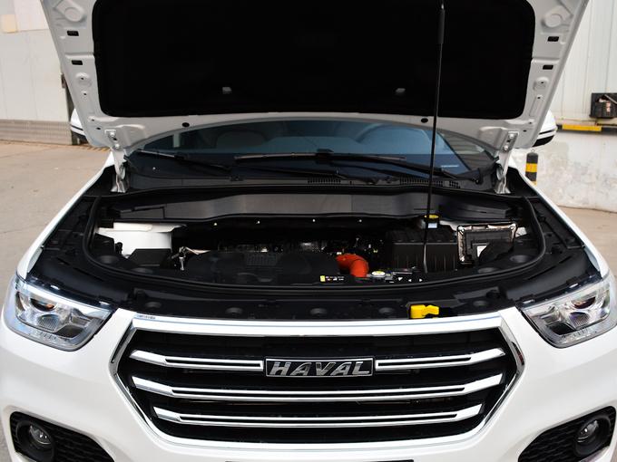 哈弗汽车  创享版 1.5T 发动机舱