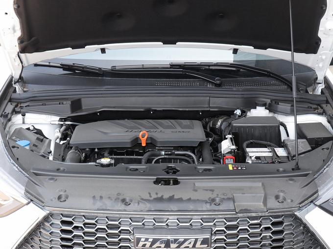 哈弗汽车  1.5T 自动两驱超豪智联版 发动机舱