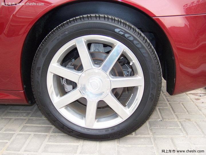 凯迪拉克 XLR 轮胎轮毂