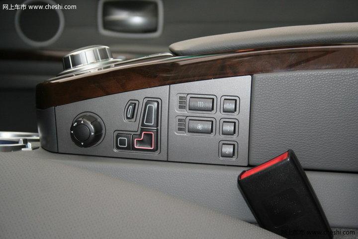 宝马7系 德国宝马 7系 2007款 相关按钮 图片