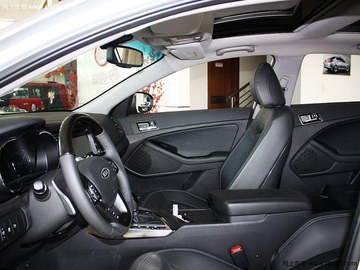 起亚k5 2011款 2.0l 自动premium车厢座椅图片(87/111