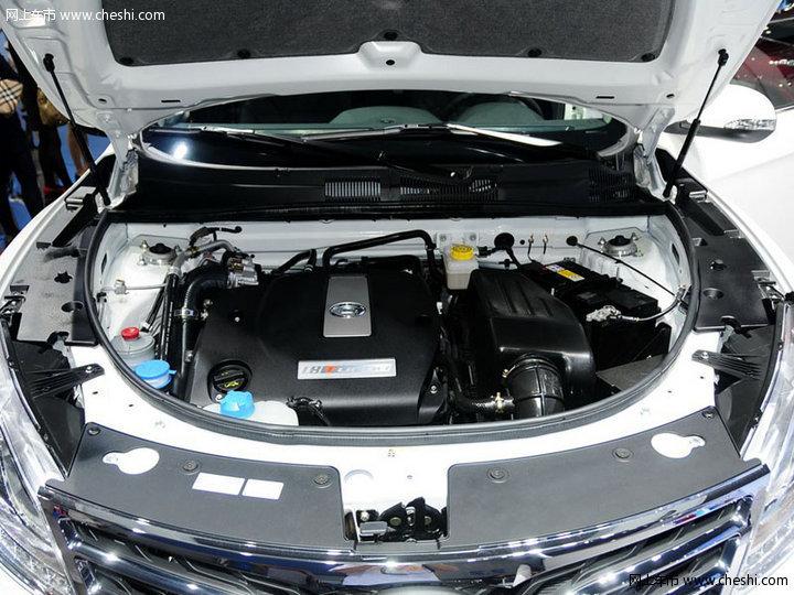 传祺GS5 2013款 1.8T 自动四驱至尊版 5座动力底盘图片 6 7 网上车市高清图片