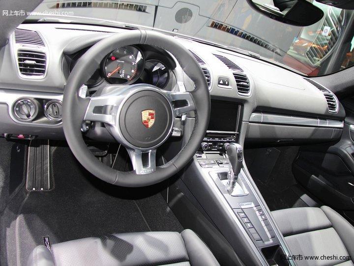 2013款 保时捷cayman 高清图片