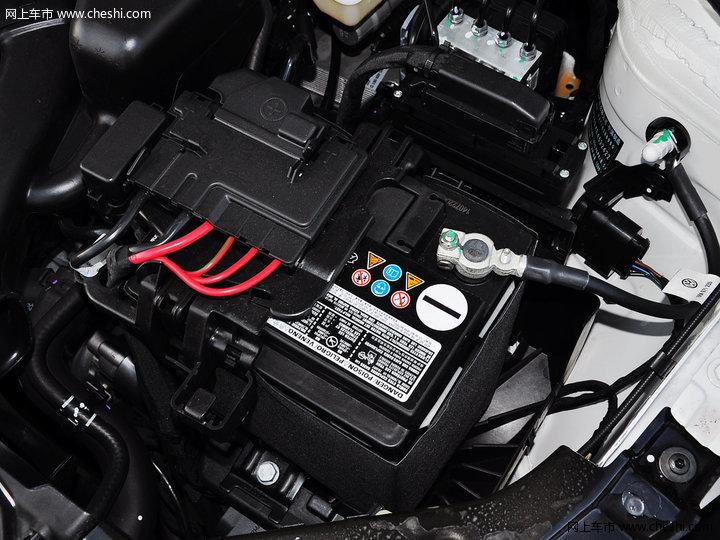 捷达2015款 1.6l 自动豪华型动力底盘图片(10/11)_车