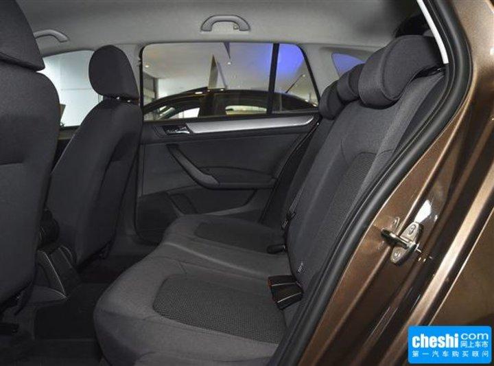 汽车图片 大众 桑塔纳·浩纳 2015款 1.