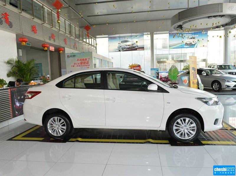 汽车图片 丰田 威驰 2014款 1.