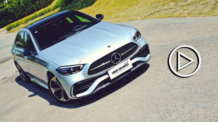全新一代奔驰C级试驾 40万媲美S级的豪华体验