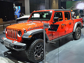 Jeep Gladiator皮卡