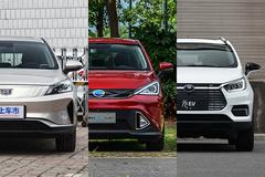 15万预算买国产纯电动SUV 你一定不能错过这三款
