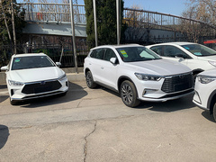 比亚迪秦Pro EV优惠1万8 宋MAX等车至少2个月