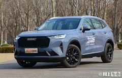 2021年SUV销量排名!哈弗H6再夺冠-比博越两倍还多