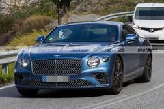 宾利欧陆GT推新车型!3.0T+电机加持动力更强