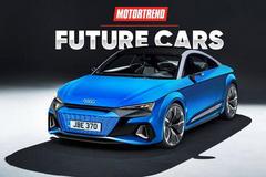 下一代奥迪TT或将为纯电动跑车 预计2023年发布