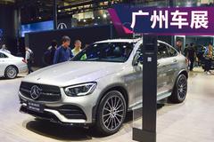 2019广州车展实拍:配置升级 奔驰GLC Coupe解析