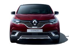雷诺将停产三款车型 Espace大7座MPV也在其中
