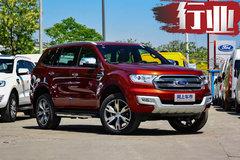 江铃福特SUV销量连续上涨 商用车同比大幅下跌
