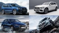 5月豪华SUV销量排行榜出炉 买前3名不会错?