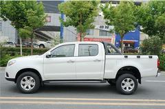 江淮帅铃T6柴油国六版上市 9.98—12.08万元