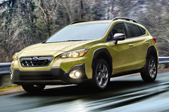 斯巴鲁新款XV售价公布!推运动版车型/配置丰富