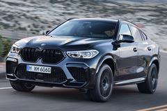 宝马新款X6 M售价公布!搭4.4T/轿跑外观更吸睛